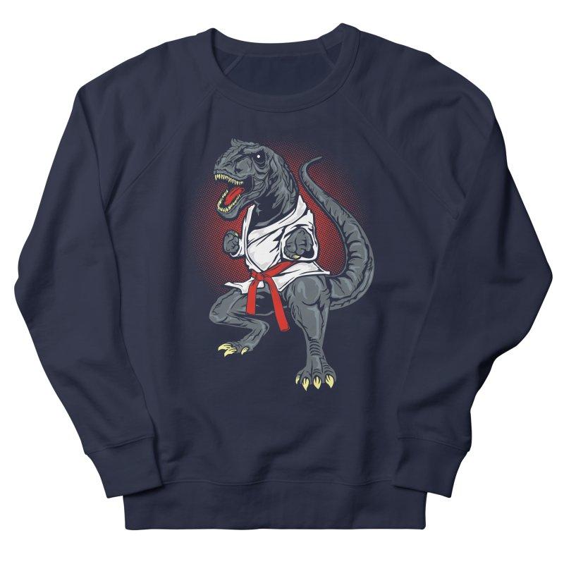 KARA T-REX Women's Sweatshirt by arace's Artist Shop