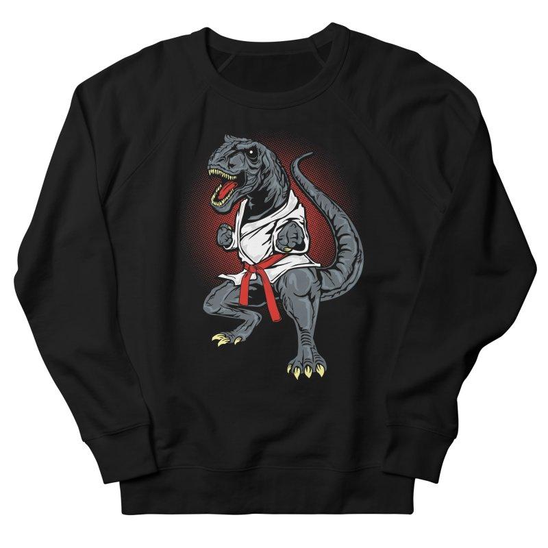 KARA T-REX Men's Sweatshirt by arace's Artist Shop