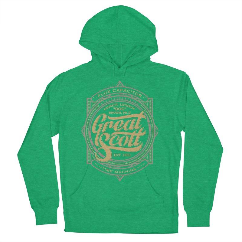 GREAT SCOTT ! Women's Pullover Hoody by arace's Artist Shop