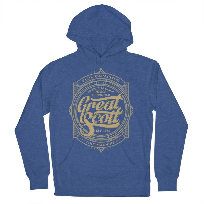 GREAT SCOTT ! Men's Pullover Hoody by arace's Artist Shop