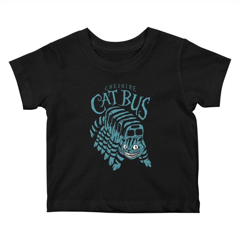 CHESHIRE CAT BUS   by arace's Artist Shop