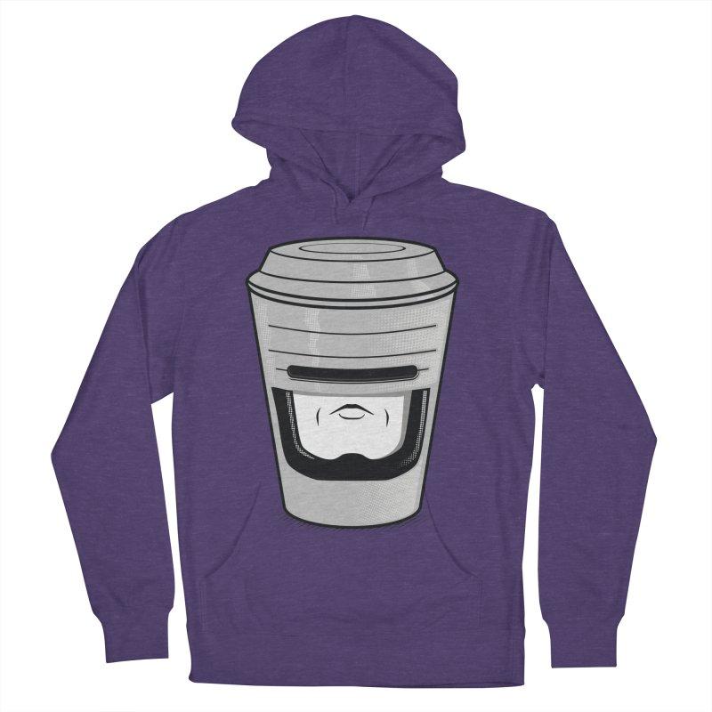 Robo Cup Men's Pullover Hoody by arace's Artist Shop