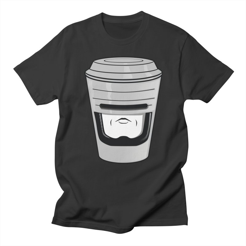 Robo Cup Men's T-shirt by arace's Artist Shop