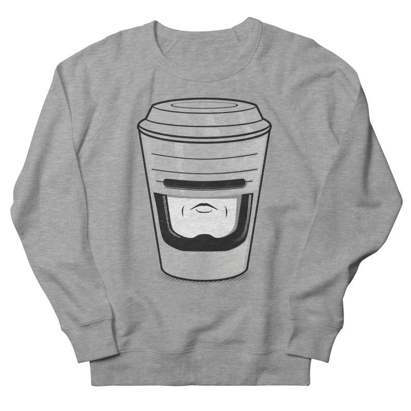 Robo Cup Men's Sweatshirt by arace's Artist Shop