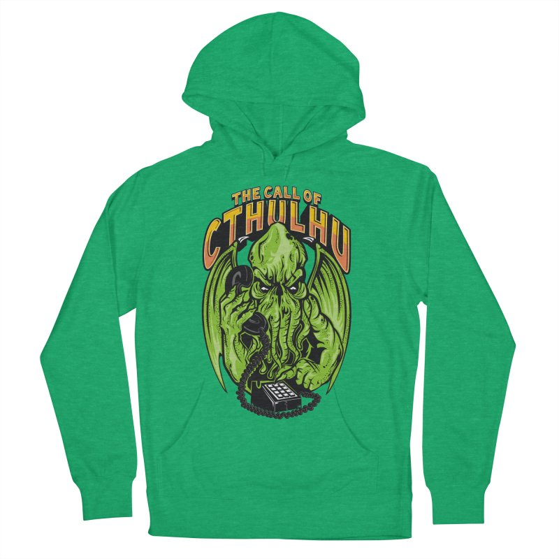 Call of Cthulhu Women's Pullover Hoody by arace's Artist Shop