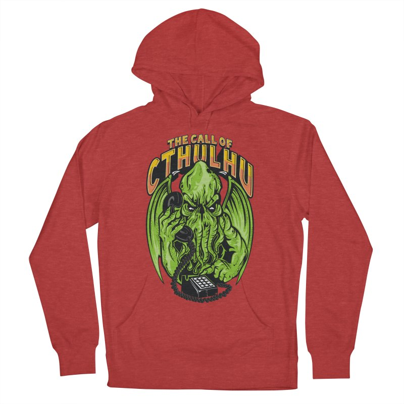 Call of Cthulhu Men's Pullover Hoody by arace's Artist Shop