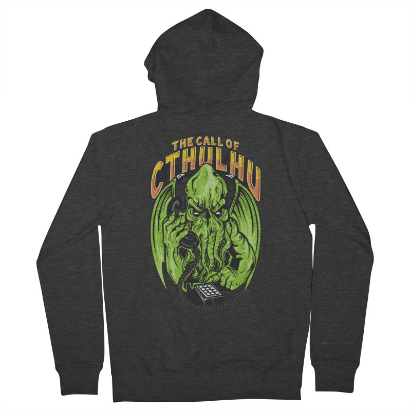 Call of Cthulhu Women's Zip-Up Hoody by arace's Artist Shop