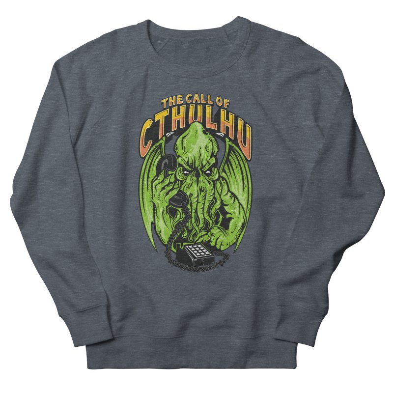 Call of Cthulhu Women's Sweatshirt by arace's Artist Shop