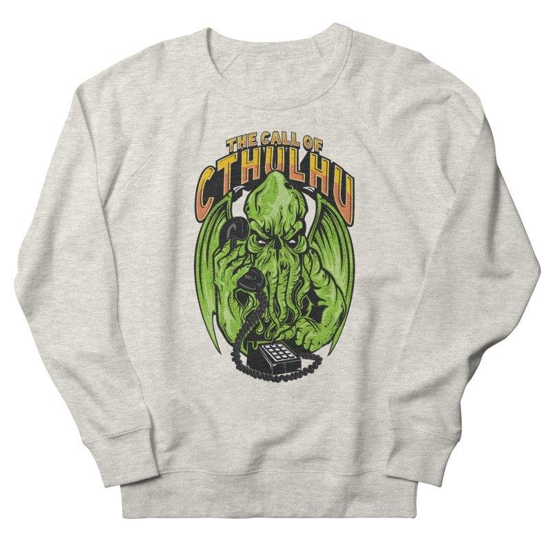 Call of Cthulhu Men's Sweatshirt by arace's Artist Shop