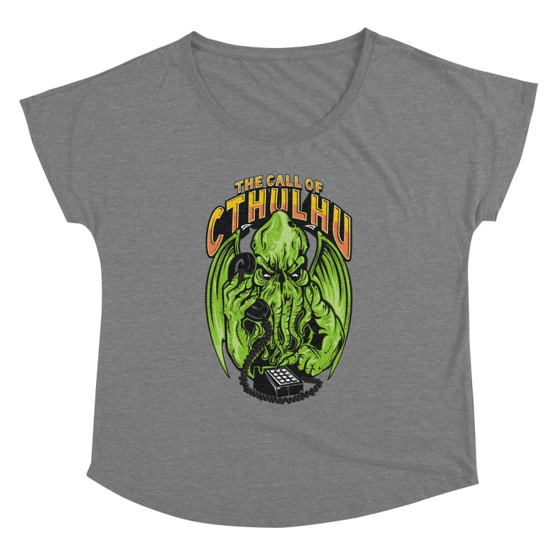 Call of Cthulhu Women's Dolman by arace's Artist Shop