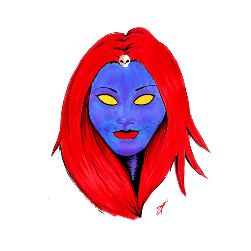 Mystique by Arcade's Art Shoppe