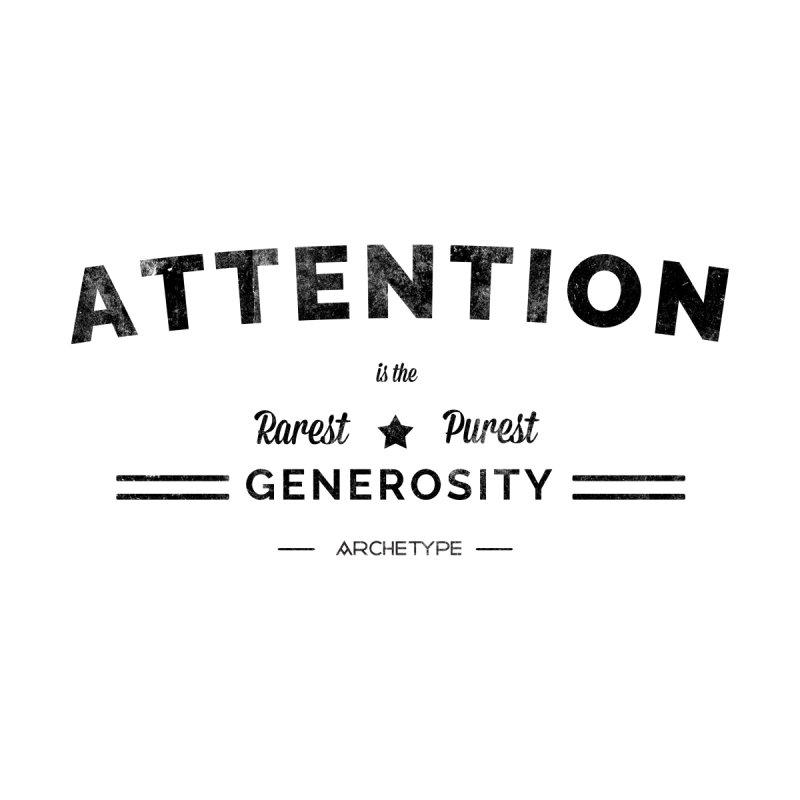 Ease + Generosity by archetype
