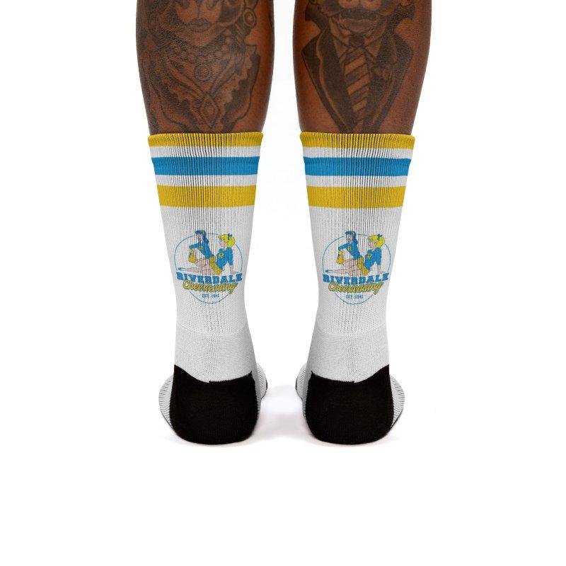 Riverdale Cheerleading Women's Socks by Archie Comics