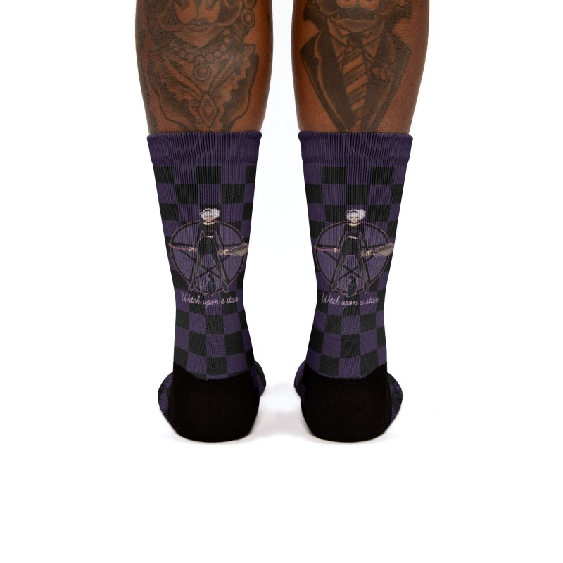Sabrina Witch Upon A Star Women's Socks by Archie Comics