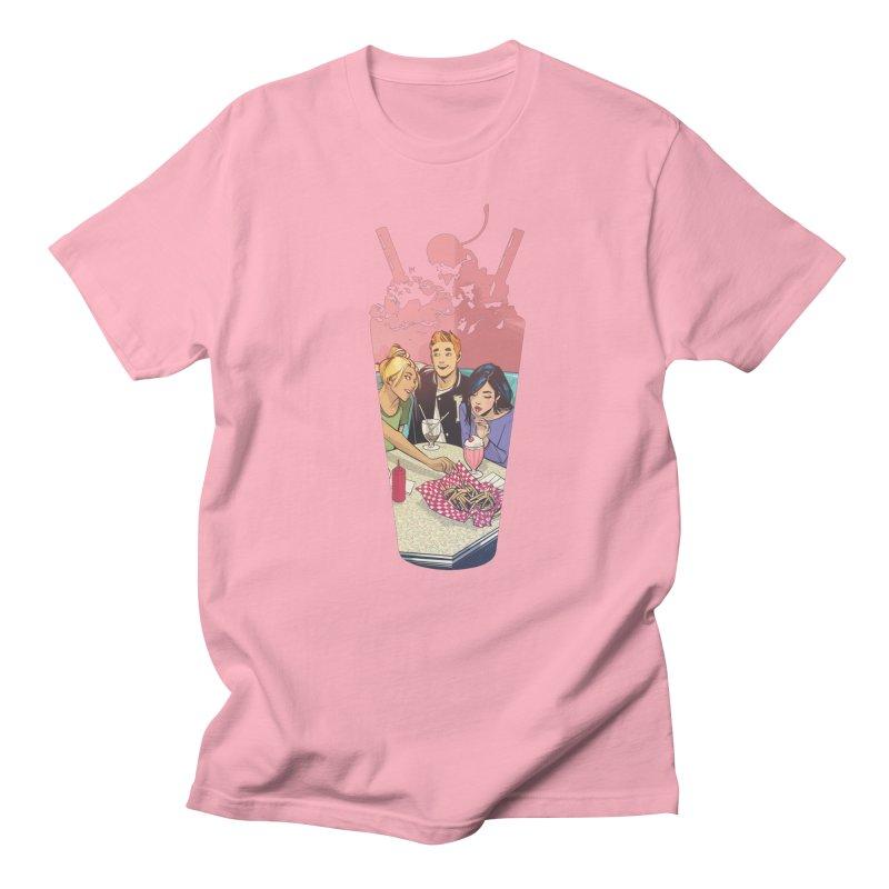 Milkshake Men's Regular T-Shirt by Archie Comics