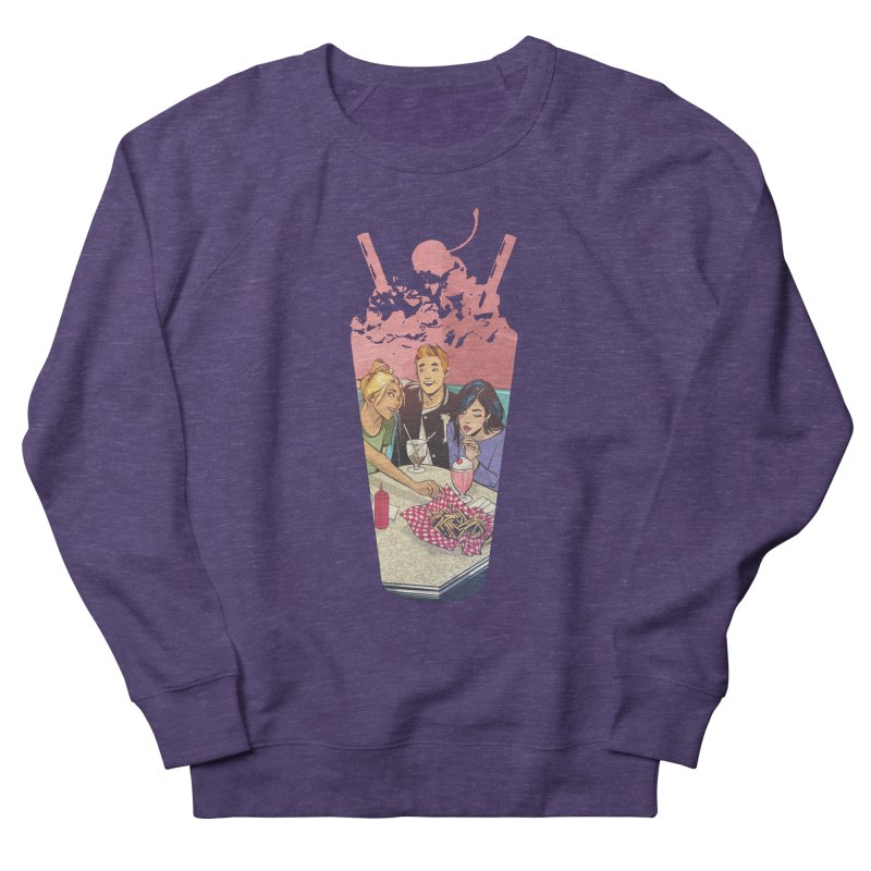 Milkshake Women's Sweatshirt by archiecomics's Artist Shop