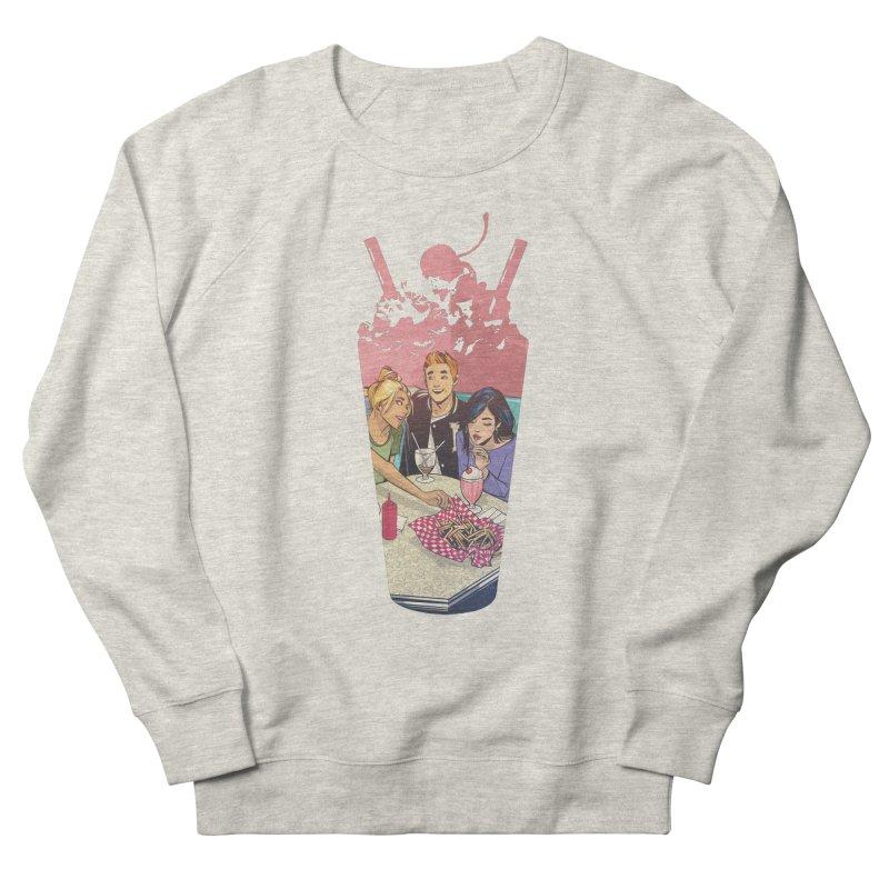 Milkshake Men's Sweatshirt by archiecomics's Artist Shop