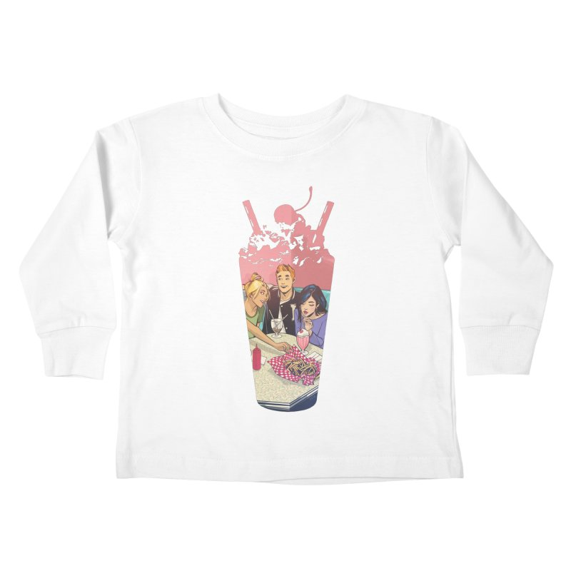 Milkshake Kids by archiecomics's Artist Shop