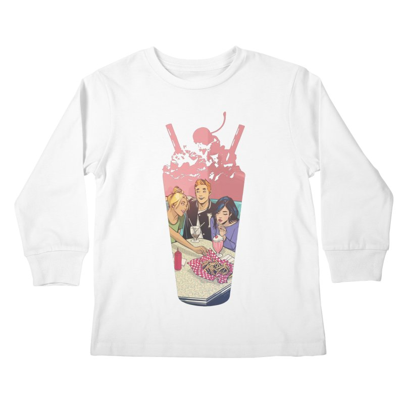 Milkshake Kids Longsleeve T-Shirt by Archie Comics