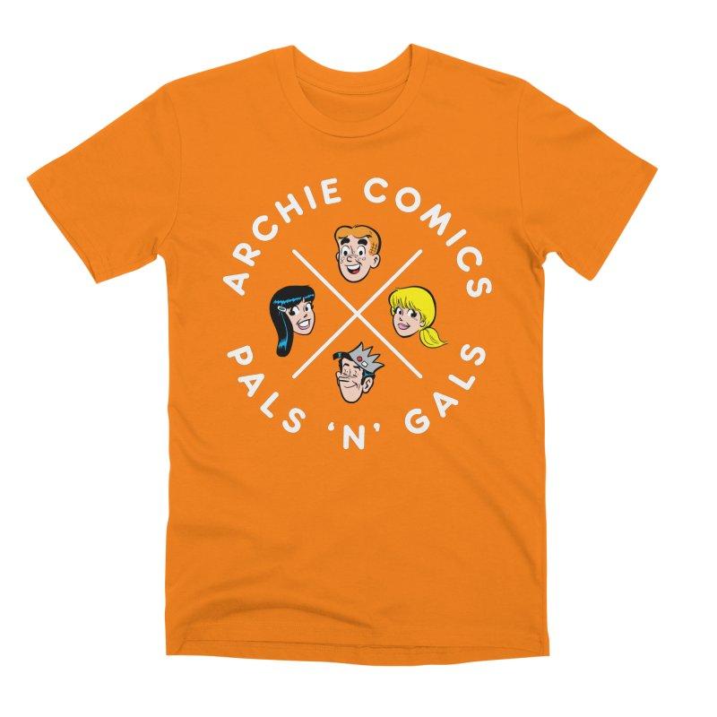 Pals N' Gals Men's T-Shirt by Archie Comics