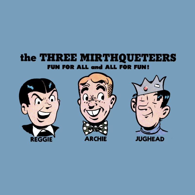 The Three Mirthqueteers Men's T-Shirt by Archie Comics