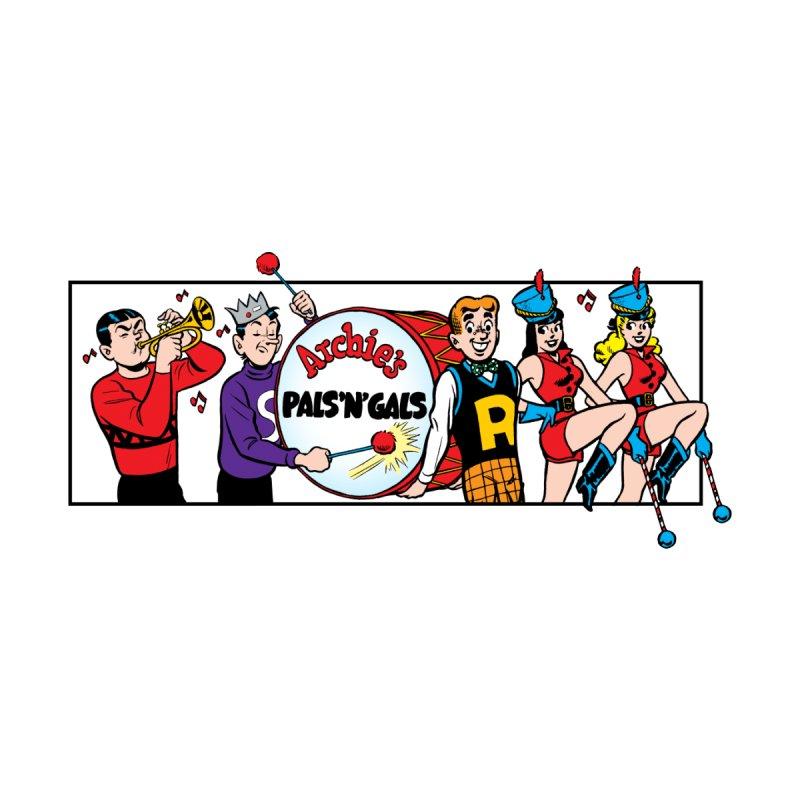 Archies Pals'N'Gals Band Men's T-Shirt by Archie Comics