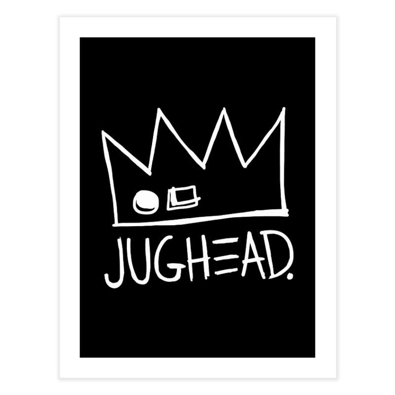 Jughead Home Fine Art Print by archiecomics's Artist Shop