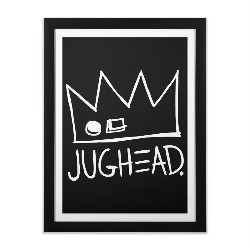 Jughead Home Framed Fine Art Print by Archie Comics