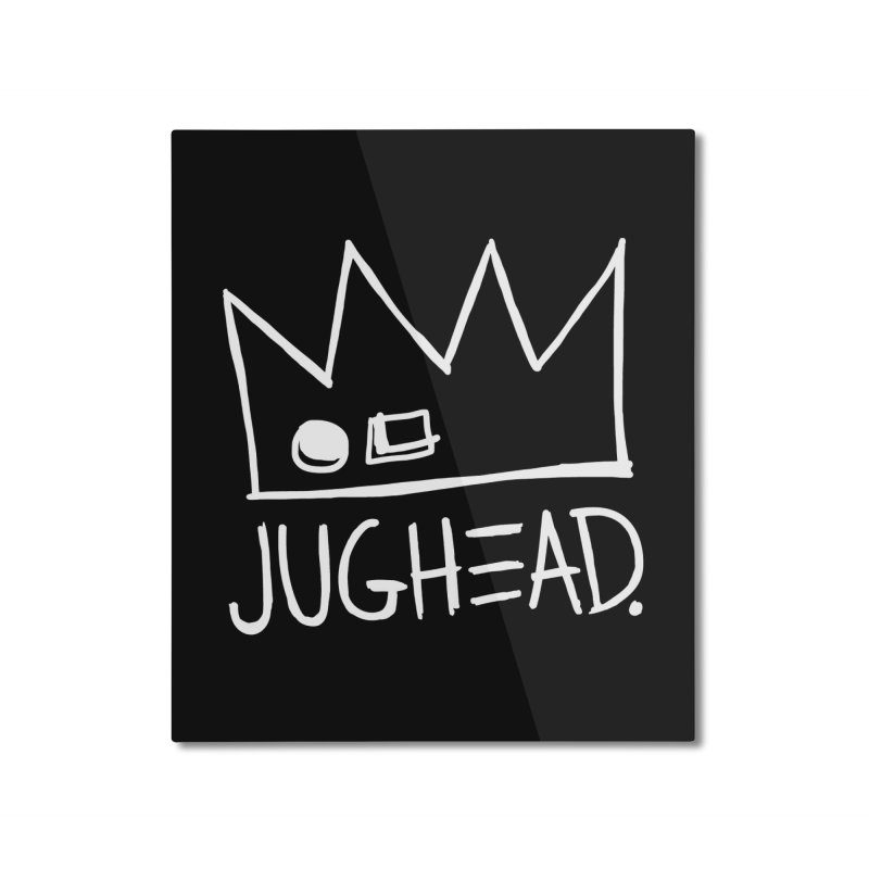 Jughead Home Mounted Aluminum Print by archiecomics's Artist Shop
