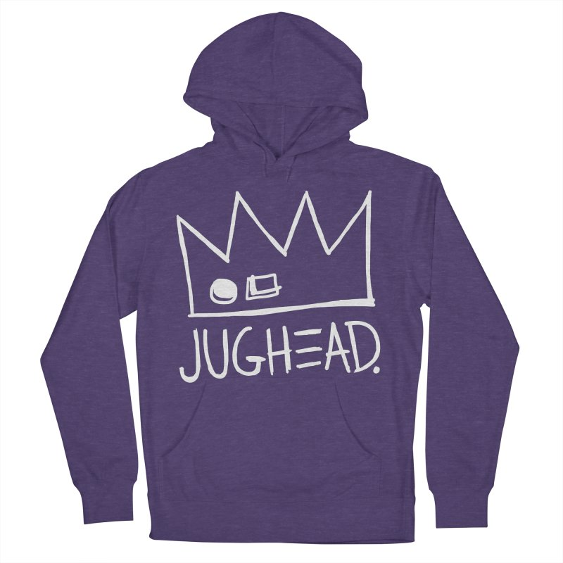 Jughead Men's French Terry Pullover Hoody by archiecomics's Artist Shop