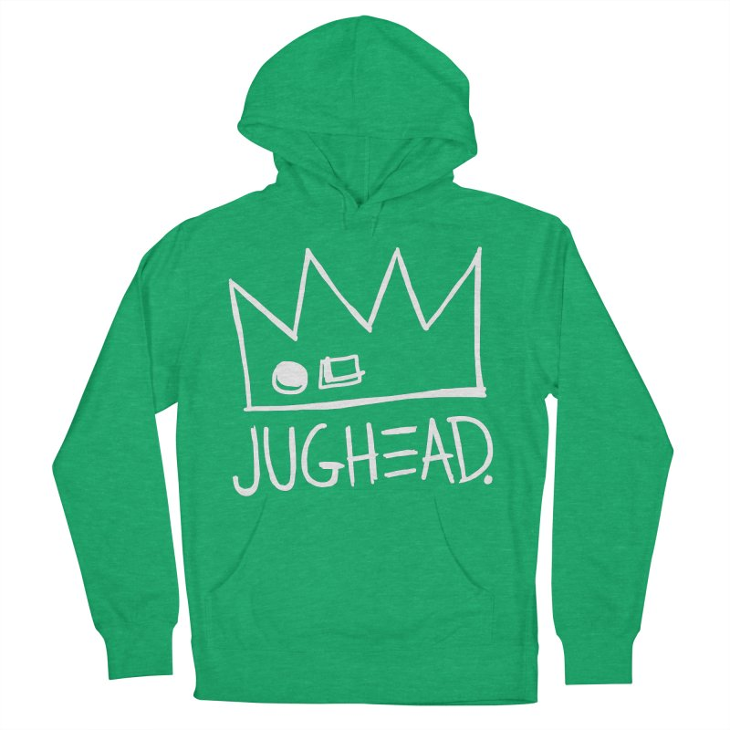 Jughead Men's French Terry Pullover Hoody by Archie Comics