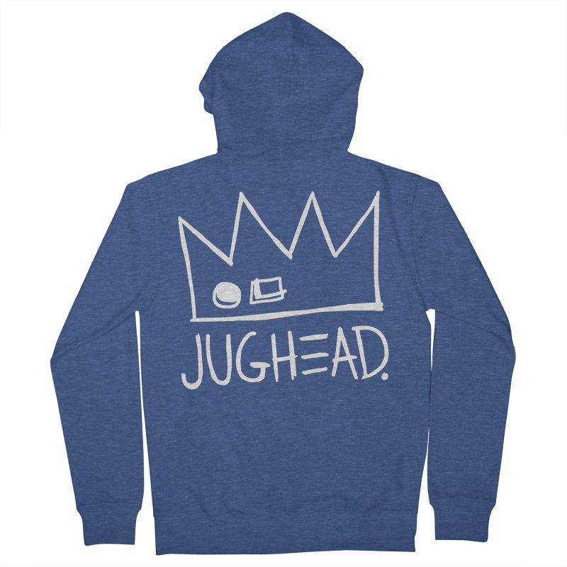 Jughead Women's French Terry Zip-Up Hoody by archiecomics's Artist Shop