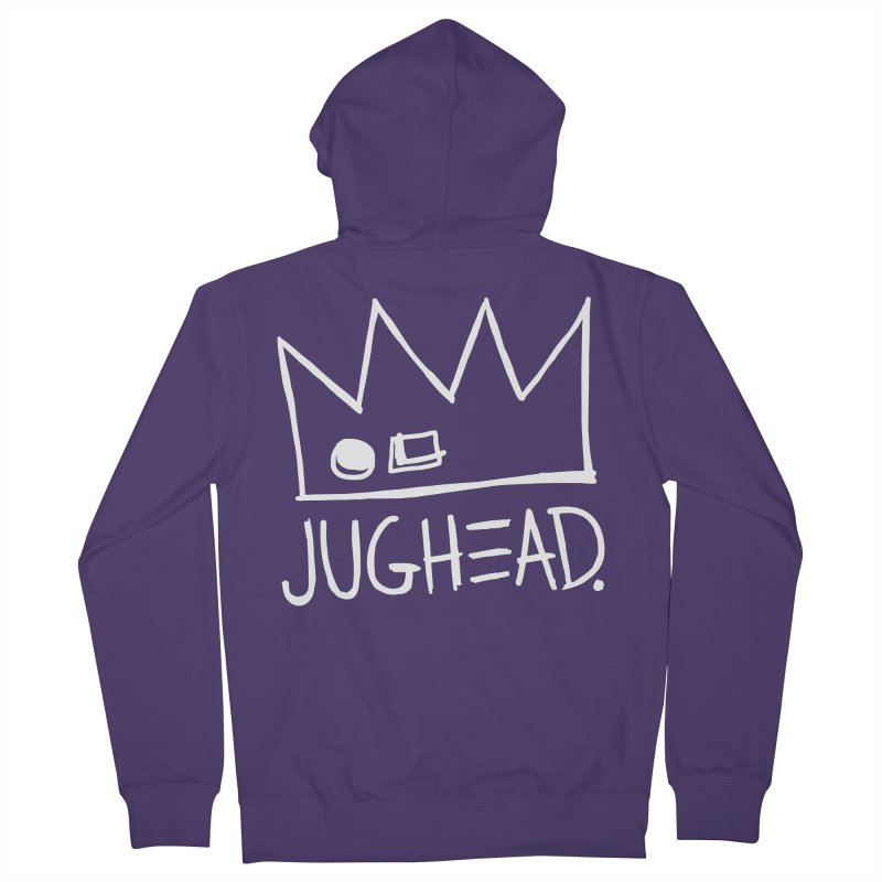 Jughead Women's French Terry Zip-Up Hoody by Archie Comics