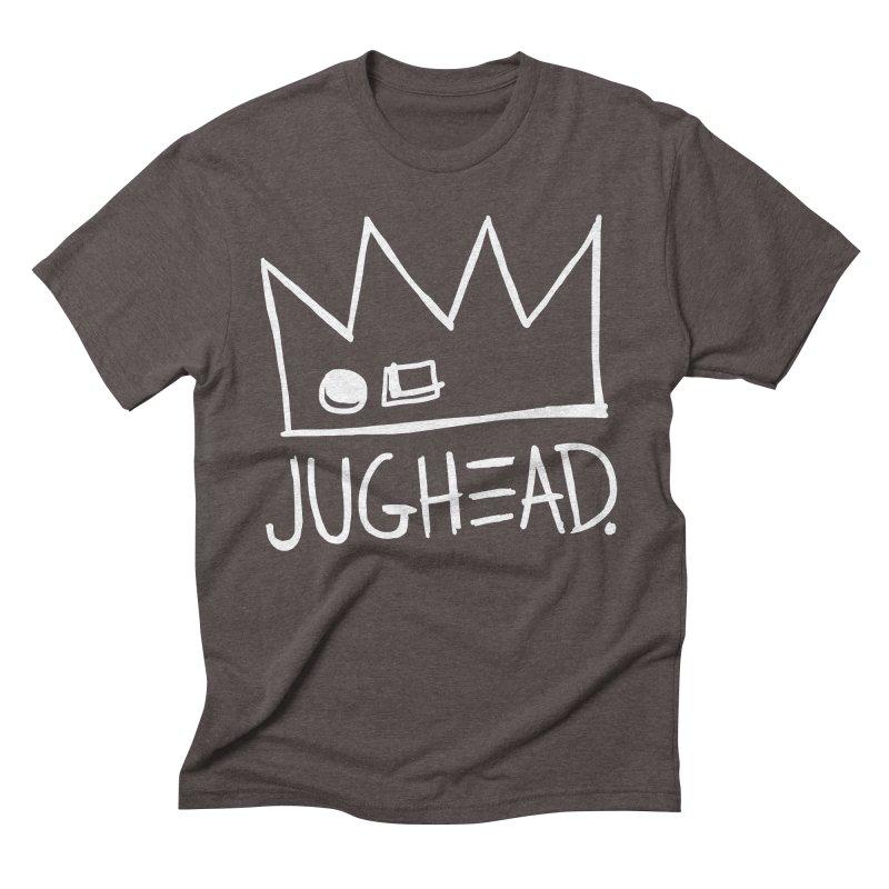 Jughead Men's Triblend T-Shirt by Archie Comics