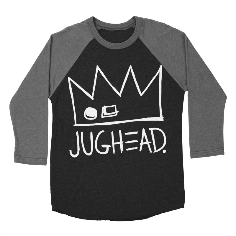 Jughead Men's Baseball Triblend Longsleeve T-Shirt by archiecomics's Artist Shop