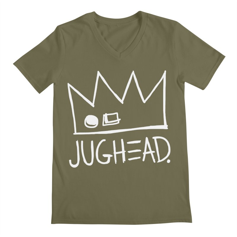 Jughead Men's Regular V-Neck by archiecomics's Artist Shop