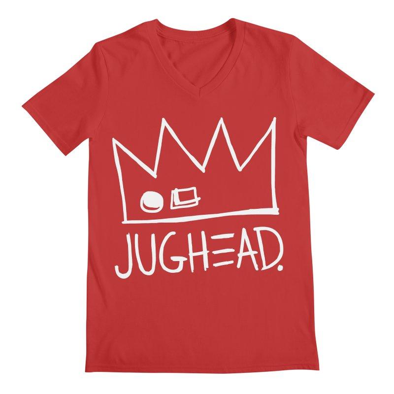 Jughead Men's V-Neck by archiecomics's Artist Shop