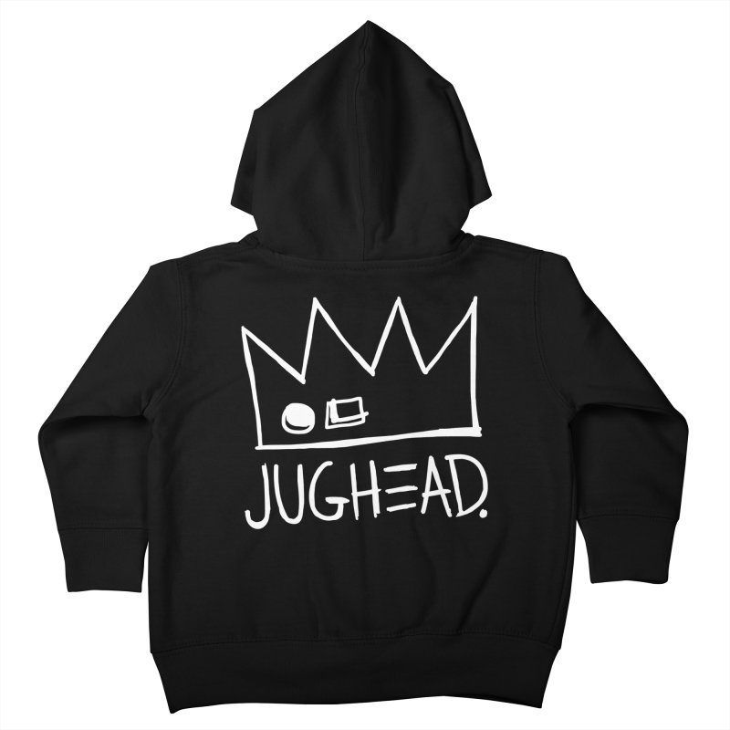 Jughead Kids Toddler Zip-Up Hoody by Archie Comics