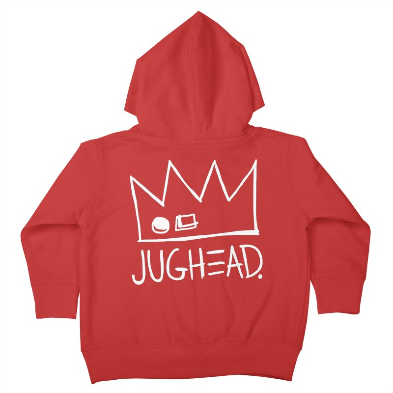 Jughead Kids Toddler Zip-Up Hoody by archiecomics's Artist Shop