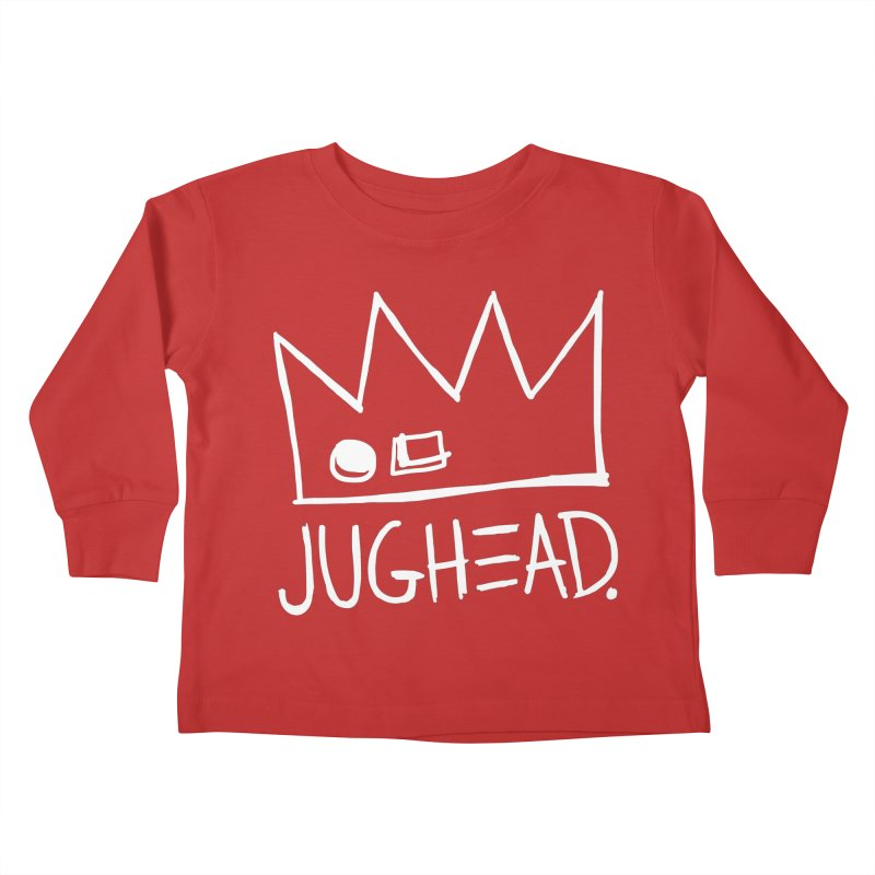 Jughead Kids Toddler Longsleeve T-Shirt by archiecomics's Artist Shop