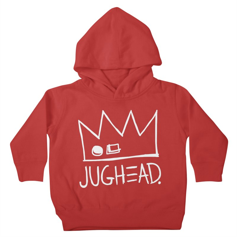 Jughead Kids Toddler Pullover Hoody by archiecomics's Artist Shop