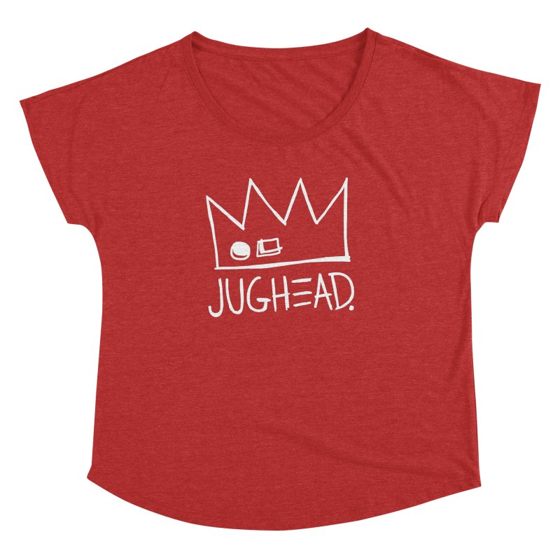 Jughead Women's Dolman Scoop Neck by archiecomics's Artist Shop