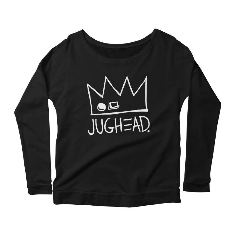 Jughead Women's Scoop Neck Longsleeve T-Shirt by Archie Comics