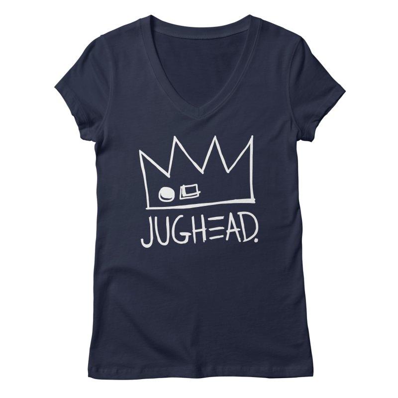 Jughead Women's V-Neck by archiecomics's Artist Shop