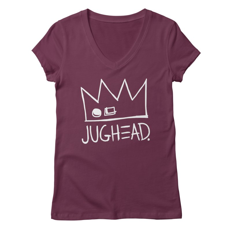 Jughead Women's V-Neck by archiecomics's Artist Shop