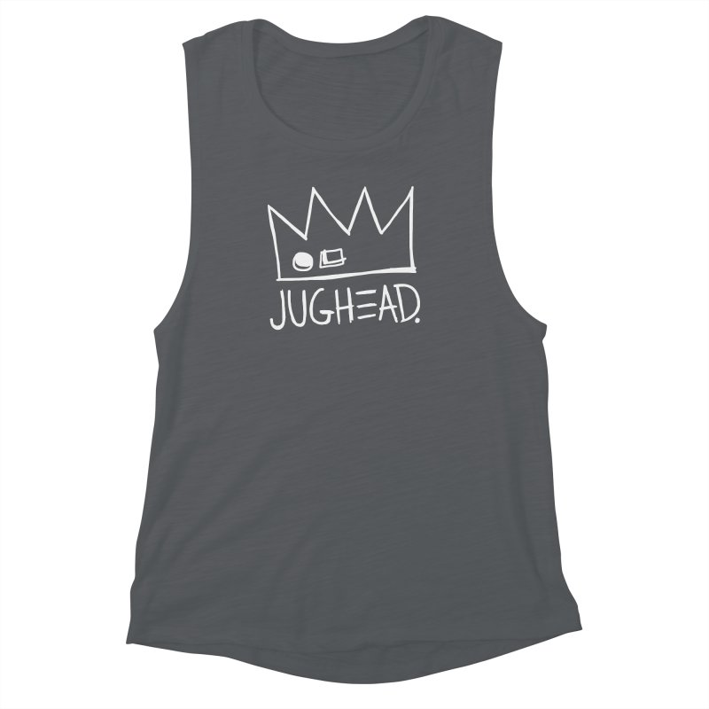 Jughead Women's Muscle Tank by archiecomics's Artist Shop