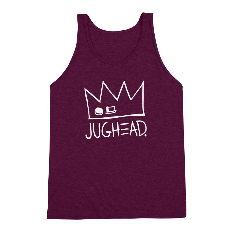 Jughead Men's Triblend Tank by archiecomics's Artist Shop