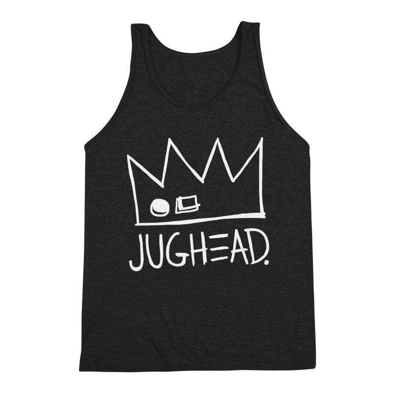 Jughead Men's Triblend Tank by Archie Comics
