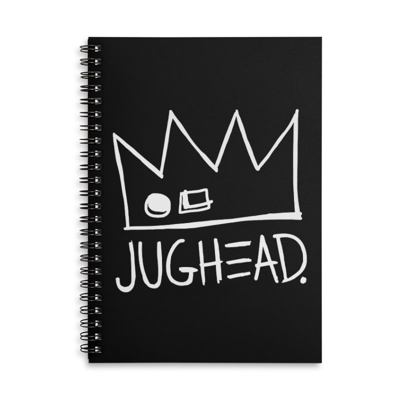 Jughead Accessories Lined Spiral Notebook by Archie Comics