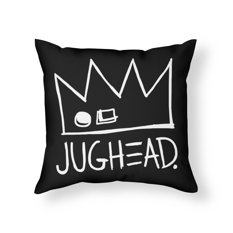 Jughead Home Throw Pillow by archiecomics's Artist Shop
